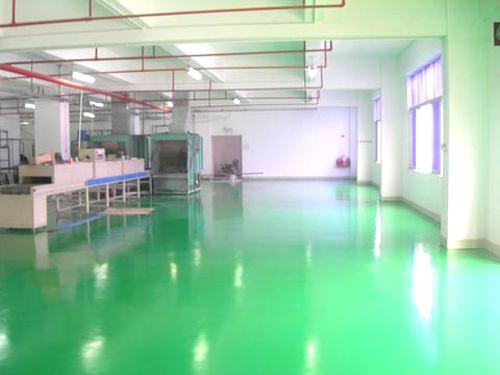 室内水性环氧地坪